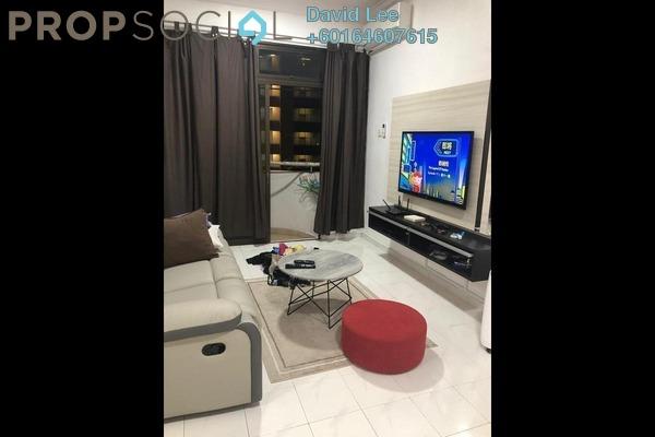 Condominium For Sale in Penhill Condominium, Air Itam Freehold Semi Furnished 3R/2B 425k