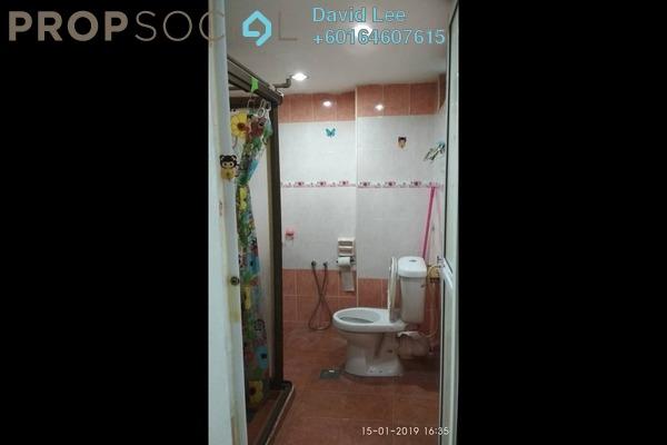 Apartment For Sale in Taman Seri Hijau, Jelutong Freehold Semi Furnished 3R/2B 360k