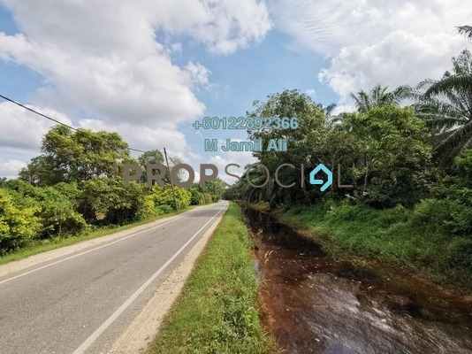 Land For Sale in Kampung Jeram, Muar Freehold Unfurnished 0R/0B 700k