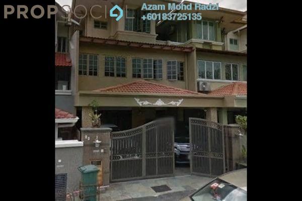 Terrace For Sale in Taman Setiawangsa, Setiawangsa Freehold Semi Furnished 4R/4B 1.15m
