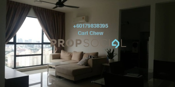 Serviced Residence For Rent in The Nest Residences, Old Klang Road Freehold Fully Furnished 3R/2B 2k