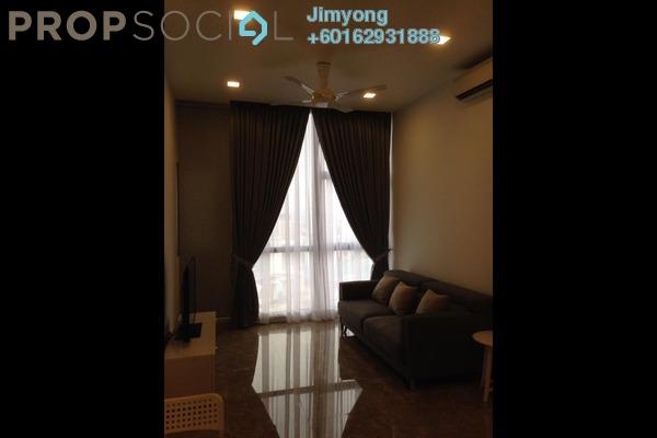 Condominium For Rent in Laman Ceylon, Bukit Ceylon Freehold Fully Furnished 1R/1B 2.8k