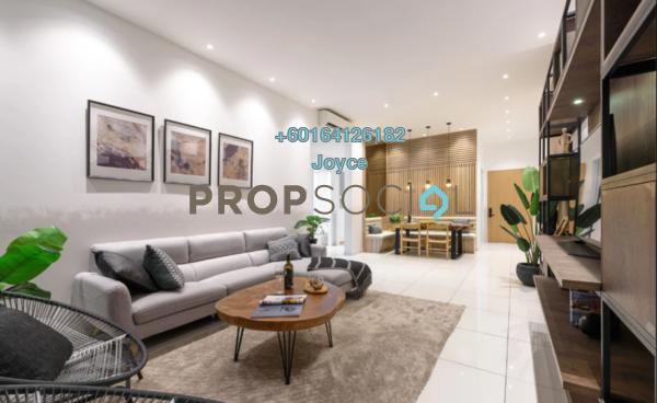 Condominium For Sale in Vista Sentul, Sentul Freehold Semi Furnished 3R/2B 466k