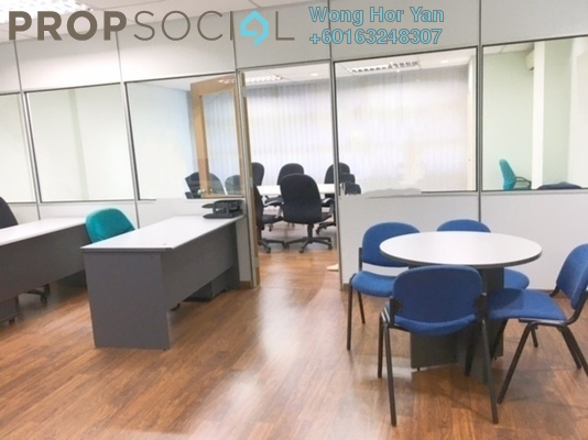 Office For Rent in IOI Boulevard, Bandar Puchong Jaya Freehold Fully Furnished 0R/0B 3.5k