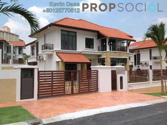 Bungalow For Rent in BK9, Bandar Kinrara Freehold Semi Furnished 6R/6B 6k
