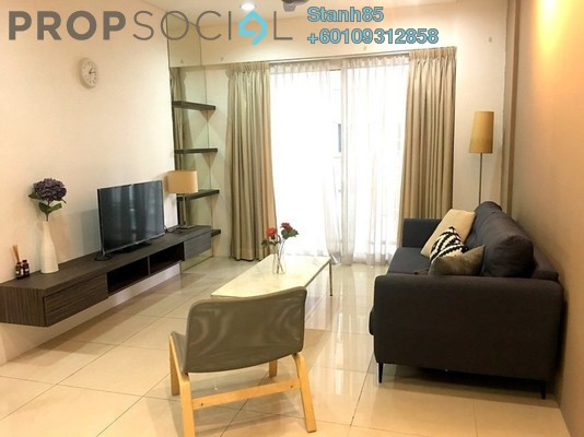 Condominium For Rent in Bintang Goldhill, KLCC Freehold Fully Furnished 2R/2B 2.9k