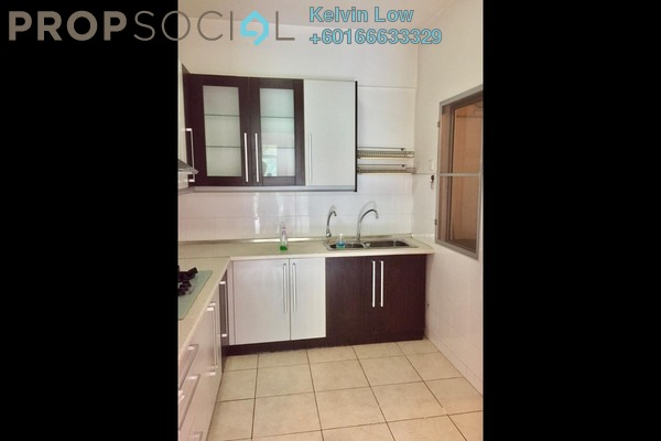 Condominium For Sale in Perdana View, Damansara Perdana Freehold Semi Furnished 3R/2B 450k