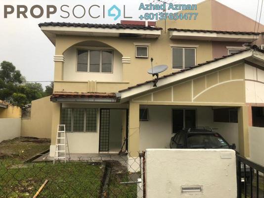 Semi-Detached For Sale in BP3, Bandar Bukit Puchong Freehold Unfurnished 4R/3B 500k