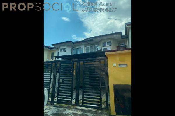 Terrace For Sale in PU6, Bandar Puchong Utama Freehold Unfurnished 3R/2B 500k