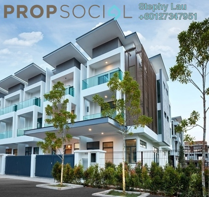 Terrace For Sale in Grande @ Reflexion, Cyberjaya Freehold Unfurnished 5R/5B 1.24m