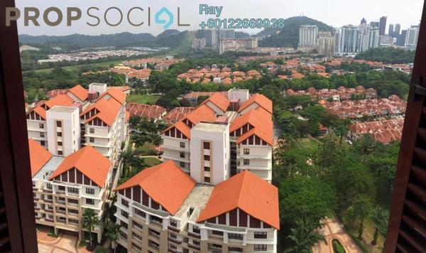Condominium For Sale in Surian Condominiums, Mutiara Damansara Freehold Fully Furnished 4R/3B 975k