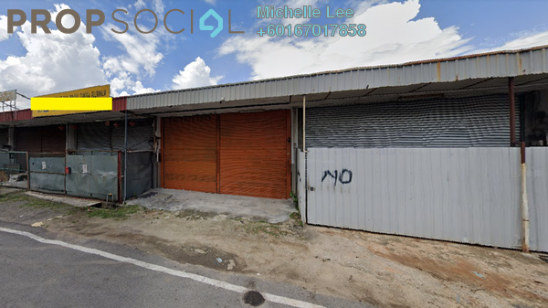 Factory For Sale in Kawasan Perindustrian Pandan, Johor Bahru Freehold Unfurnished 0R/0B 650k