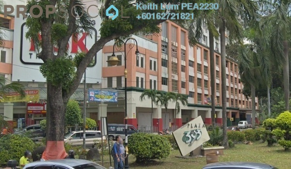 Apartment For Rent in Plaza 393, Cheras Freehold Unfurnished 3R/2B 1.6k