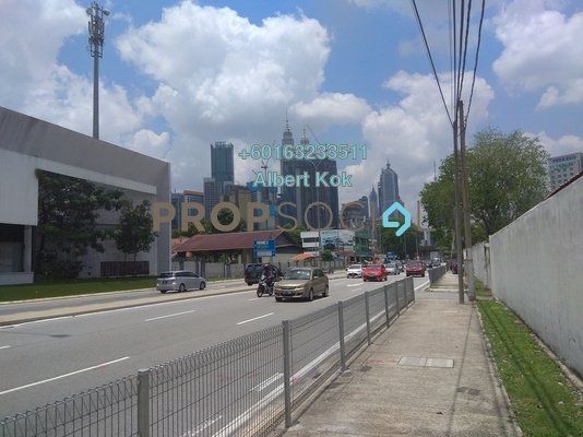 Land For Sale in Jalan Sultan Yahya Petra, Kuala Lumpur Freehold Unfurnished 0R/0B 43.7m