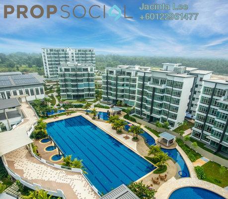 Duplex For Sale in The Seed @ Sutera Utama, Skudai Freehold Semi Furnished 3R/3B 518k