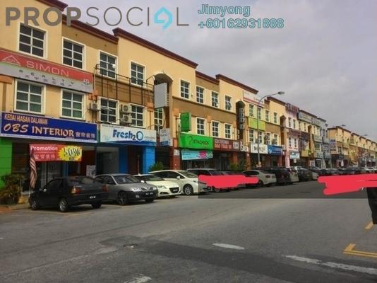 Office For Rent in Laman Rimbunan, Kepong Freehold Unfurnished 2R/2B 3.5k