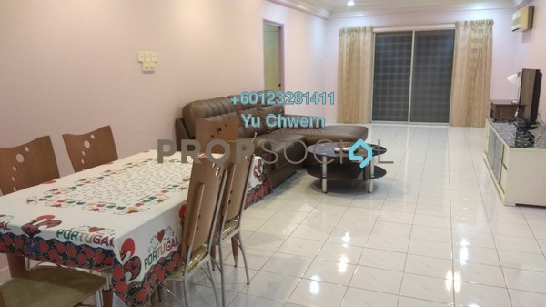 Condominium For Rent in Endah Ria, Sri Petaling Freehold Fully Furnished 3R/2B 1.4k
