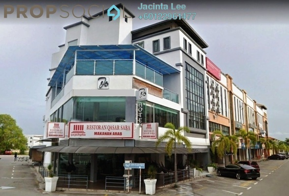 Serviced Residence For Sale in Kuantan Centre Point, Kuantan Freehold Semi Furnished 40R/40B 2.62m