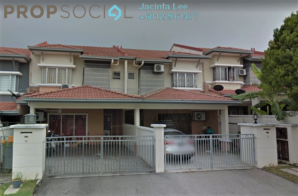 Terrace For Sale in Sunway Alam Suria, Shah Alam Freehold Semi Furnished 4R/3B 478k
