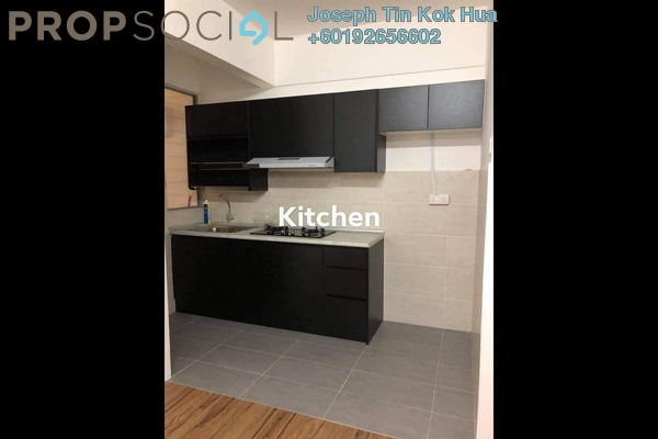 Apartment For Rent in Residensi Gembira 737, Kuchai Lama Freehold Semi Furnished 3R/2B 1.3k