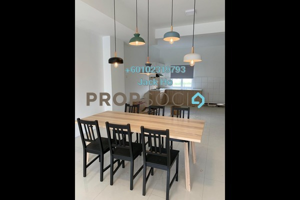 Terrace For Rent in Casa Green @ Cybersouth, Dengkil Freehold Semi Furnished 3R/3B 1.6k