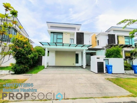 Semi-Detached For Sale in Cahaya SPK, Shah Alam Leasehold Fully Furnished 5R/5B 1.85m