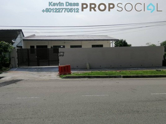 Semi-Detached For Rent in Section 8, Petaling Jaya Freehold Semi Furnished 6R/2B 5k