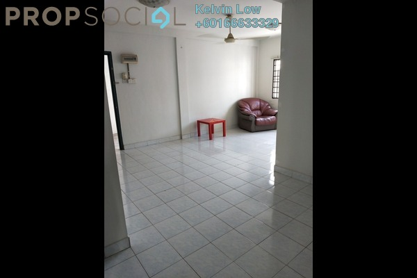 Apartment For Rent in Salvia Apartment, Kota Damansara Freehold Unfurnished 3R/2B 1.3k
