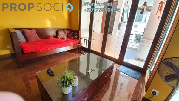Serviced Residence For Sale in Centrio, Pantai Freehold Fully Furnished 1R/2B 620k