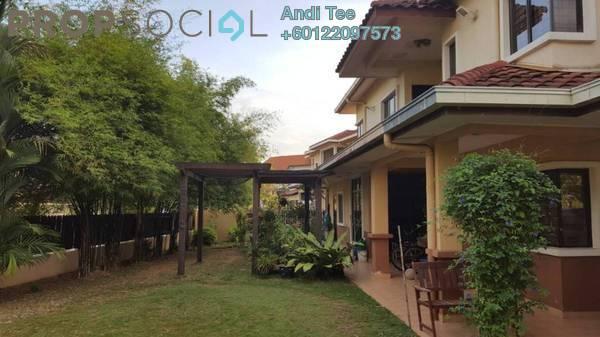 Semi-Detached For Sale in BK6, Bandar Kinrara Freehold Semi Furnished 5R/4B 1.8m