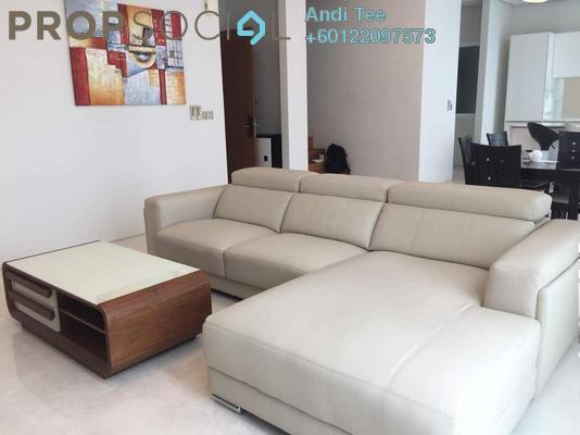 Condominium For Sale in Quadro Residences, KLCC Freehold Fully Furnished 2R/2B 2.14m