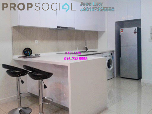 Condominium For Sale in The Elements, Ampang Hilir Freehold Fully Furnished 1R/1B 450k