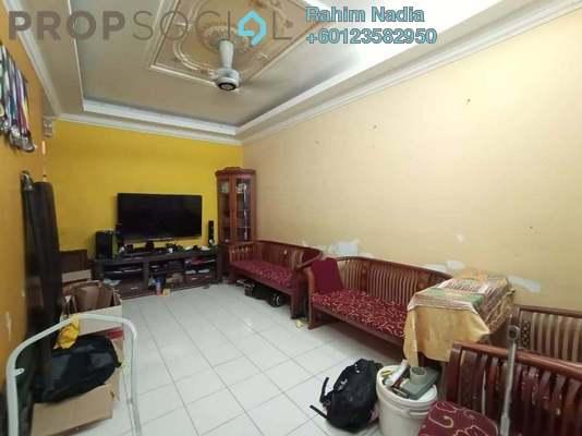 Terrace For Sale in Tiara Putra, Bukit Rahman Putra Freehold Semi Furnished 3R/2B 395k