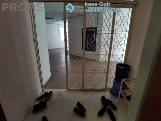 Apartment For Rent in University Heights, Sungai Dua Freehold Fully Furnished 3R/2B 1.2k