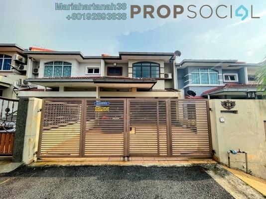 Terrace For Sale in Bayu Perdana, Kota Damansara Freehold Semi Furnished 4R/3B 860k