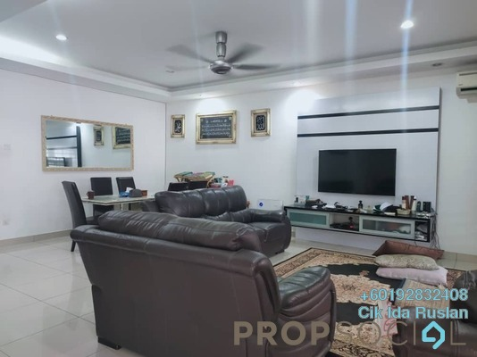 Terrace For Sale in S2 Heights, Seremban 2 Freehold Semi Furnished 4R/3B 500k
