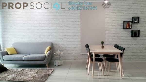 Condominium For Rent in Sunway GEO Residences, Bandar Sunway Freehold Fully Furnished 2R/2B 2.5k