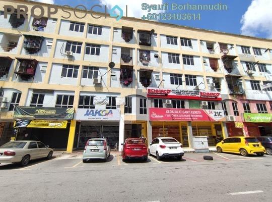 Apartment For Sale in Reko Sentral, Kajang Freehold Unfurnished 3R/2B 180k