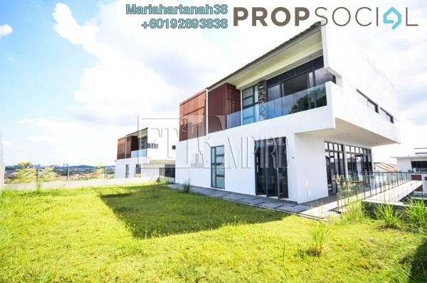 Bungalow For Sale in Hijauan Enklaf, Setia Alam Freehold Unfurnished 5R/5B 3.47m