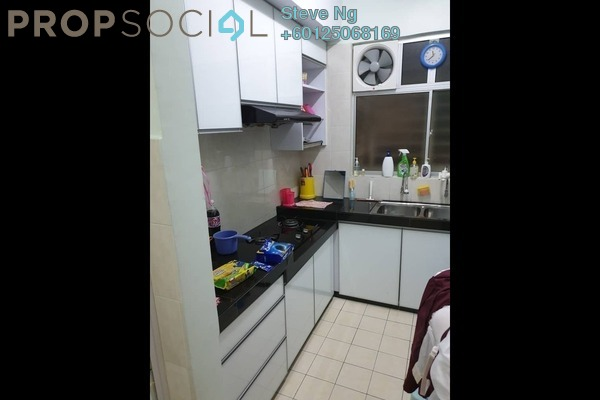 Condominium For Sale in Cengal Condominium, Bandar Sri Permaisuri Freehold Fully Furnished 3R/2B 380k