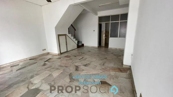 Terrace For Sale in Taman Sejahtera, Jinjang Freehold Semi Furnished 4R/3B 560k