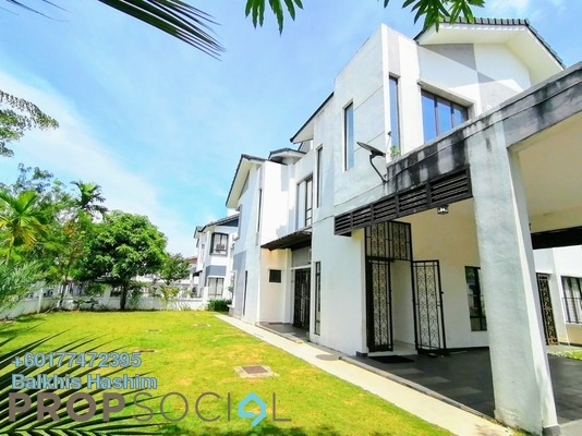 Semi-Detached For Sale in D'Kayangan, Shah Alam Freehold Semi Furnished 4R/4B 1.9m
