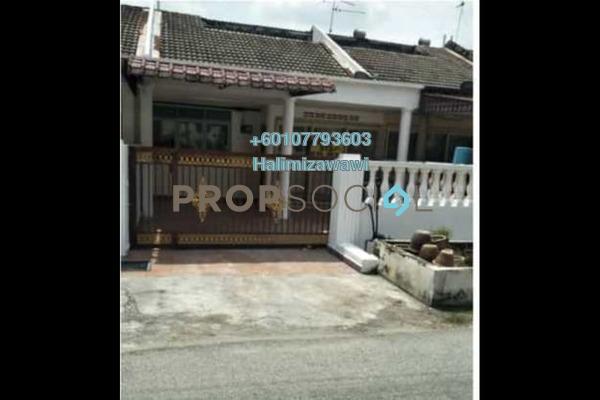 Terrace For Sale in Pandan Perdana, Pandan Indah Freehold Unfurnished 3R/2B 485k