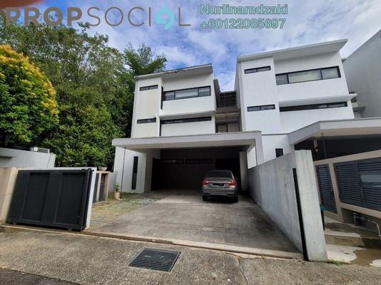 Superlink For Sale in 20trees, Melawati Freehold Semi Furnished 5R/5B 1.8m