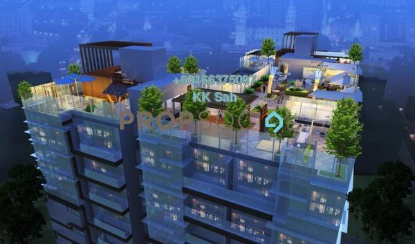 Condominium For Sale in Bandar Sunway Semenyih, Semenyih Freehold Semi Furnished 3R/2B 238k