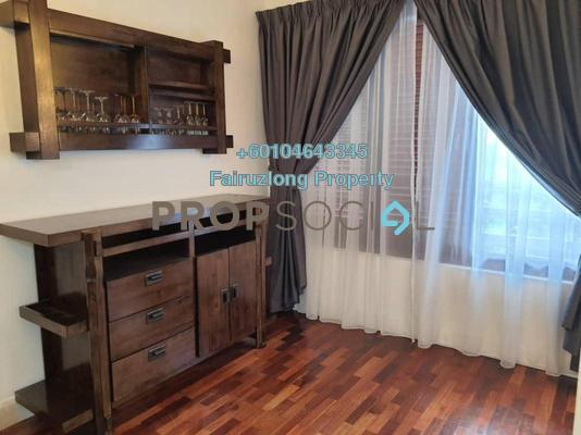 Apartment For Rent in Surian Condominiums, Mutiara Damansara Freehold Fully Furnished 5R/4B 5k