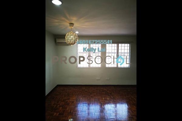 Terrace For Sale in Taman Sri Sinar, Segambut Freehold Semi Furnished 2R/2B 638k