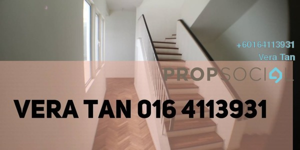 Terrace For Sale in Ariza, Seri Tanjung Pinang Freehold Unfurnished 4R/4B 2m