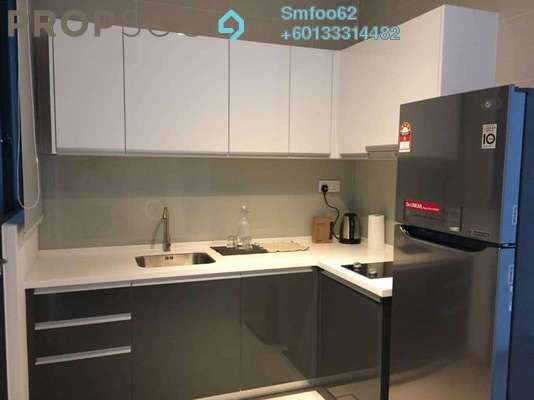 Condominium For Sale in KL Gateway, Bangsar South Freehold Fully Furnished 2R/2B 870k