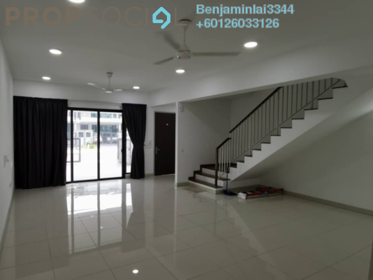 Terrace For Rent in Ferrea, Denai Alam Freehold Unfurnished 4R/4B 1.6k